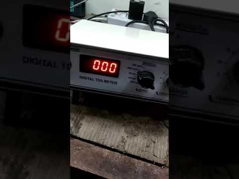 Tds Meter (bench Top) - Code Tds-bench