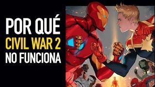 ¿Por qué Civil War 2 no funciona?