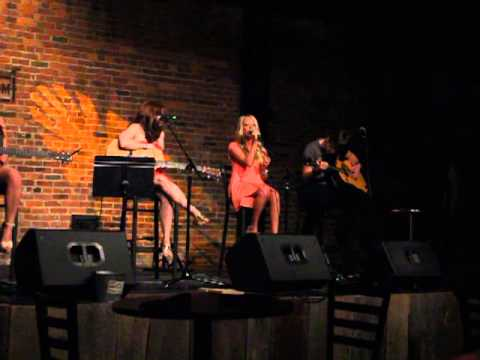 Jordyn Mallory- National Anthem- The Listening Room- Nashville, TN