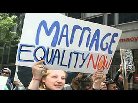 "Daniel J. Cartier - ""Married"" - Pro gay marriage montage"