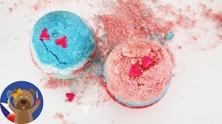 DIY Udělej si bomby do vody - koupací vajíčka - hezký experiment