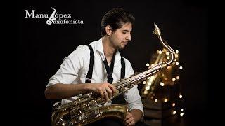 Careless Whisper - saxophone cover 2019 - Manu López