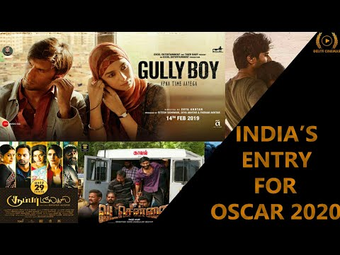 India's Official Entry For Oscar 2020 l Indian Films l 92nd Academy Awards l By Delite Cinemas