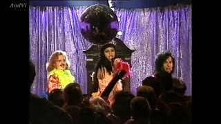 Army Of Lovers - Crusified & Obsession , Live Swedish TV + Interview (1991)
