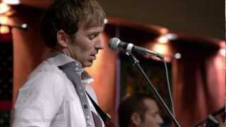 "Chris Chickering sings ""Have A Little Faith Today"" LIVE, Nov. 9th, 2012"