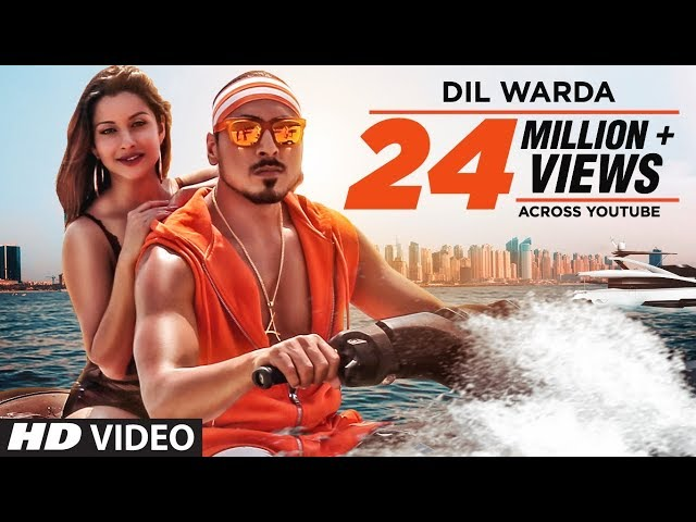 Dil Warda Official Video Song | AJ Singh | Director Gifty | Latest Hindi Song 2018