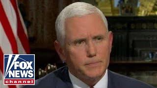 VP Mike Pence on US efforts to change Iran regime's behavior - Video Youtube