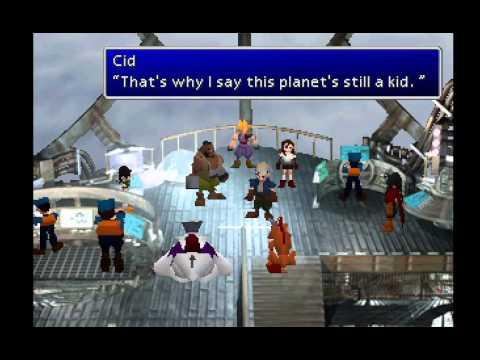 PSX Longplay [003] Final Fantasy VII (part 4 of 4)
