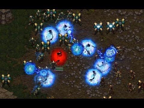 Bisu (P) v by.Han (P) on Fighting Spirit - StarCraft  - Brood War REMASTERED