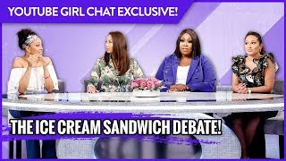 WEB EXCLUSIVE: The Ice Cream Sandwich Debate!
