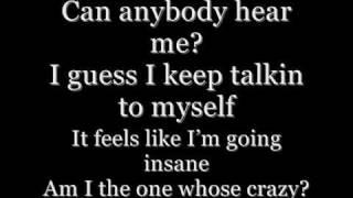 Eminem Feat. Kobe - Talkin 2 Myself Lyrics On Screen and Description