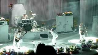 Faith No More - Pills For Breakfast / Greed / We Care A Lot (live in London)