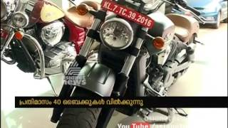 Super bike sales increasing in Kerala