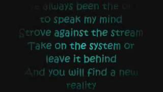 'Escape To The Stars' by Cinema Bizarre LYRICS.mp4