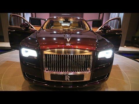 Rolls-Royce Ghost Series II Launch in Abu Dhabi