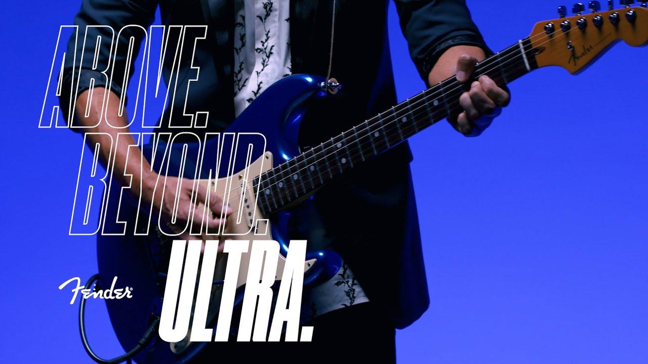 Fender AMERICAN ULTRA(フェンダー アメリカン ウルトラ) STRATOCASTER