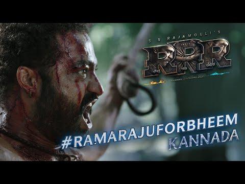 Ramaraju For Bheem - Bheem Intro - RRR (Kannada)