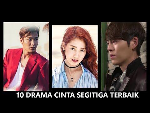 10 drama korea terbaik tentang cinta segitiga yang bikin baper