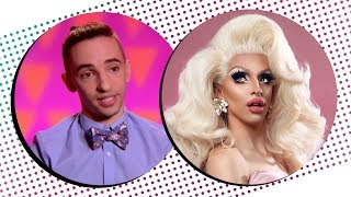How Drag Queens Use Makeup to Transform Their Faces and Your Viewing Experience