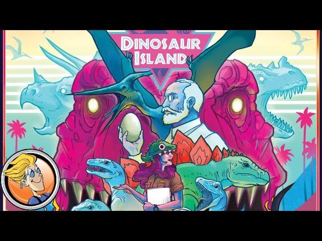 Buy Dinosaur Island | Board Games | BoardGamePrices.com