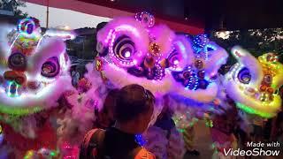Chinese New Year 2019, Lion Dance, Dragon Dance, Singapore