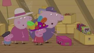 Peppa Pig - Granny and Grandpa