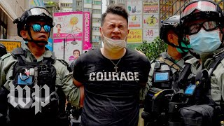 Why China chose now to crack down on Hong Kong