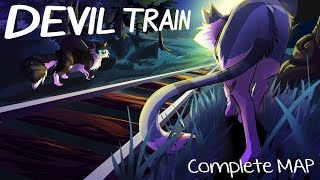 Devil Train (Ivypool and Hawkfrost // COMPLETE 2 WEEK MAP)