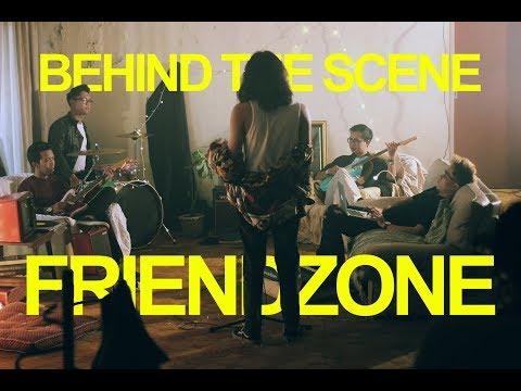 behind the scene friendzone music video