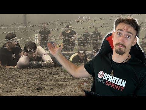 Můj pocit ze Spartan Race jako tělesně postižený