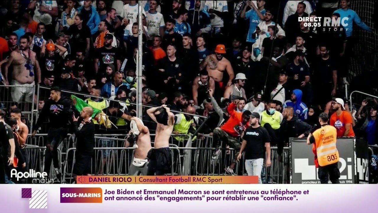 """Incidents entre supporters : """"Stop, on interdit les déplacements"""", fustige Daniel Riolo"""