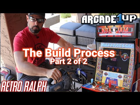 Download How To Mod Arcade1up Into A Mame Cabinet Detailed Instruc