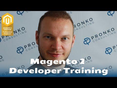 Magento 2 Developer Training Invitation - YouTube