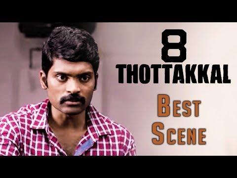 8 Thottakkal | Hindi Dubbed Movie | Curious Scene | Vetri | Nassar | M. S. Bhaskar