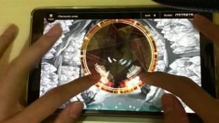 Lanota - Chronosis Song Ultra lvl 8 purify mode PERFECT PURIFIED
