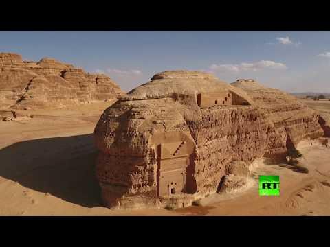 العرب اليوم - شاهد:الجمال الفريد لمحافظة العلا شمال السعودية
