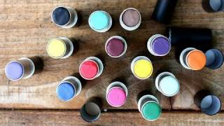 MAC Pro Paint Sticks: Review/Swatches (Part 1 of 2)