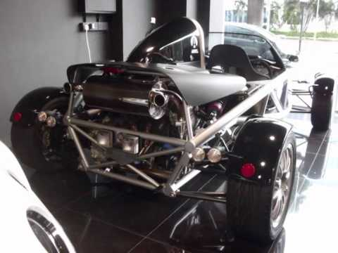 Extremely Rare Ariel Atom At AutoInc Sports Mp3