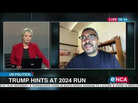 US Politics No new party for Trump