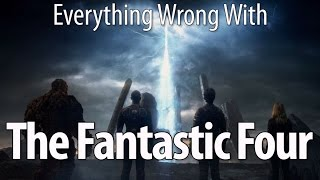 Everything Wrong With The Fantastic Four (2015) In 17 Minutes Or Less - dooclip.me