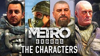 Metro Exodus Characters You Need to Know
