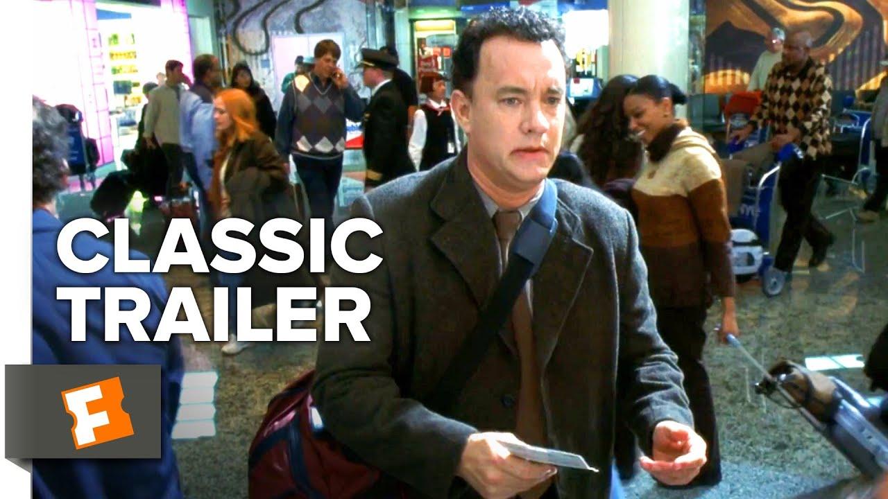 Trailer för The Terminal
