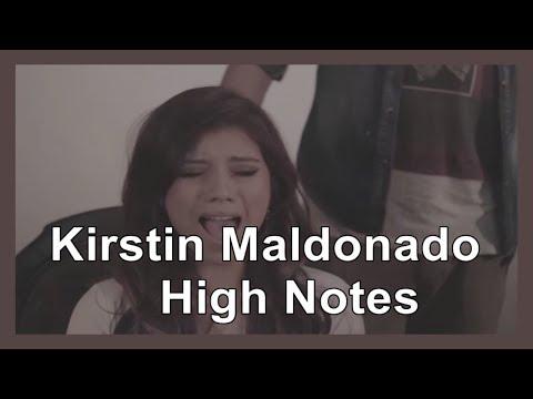 Kirstin Maldonado - High Notes