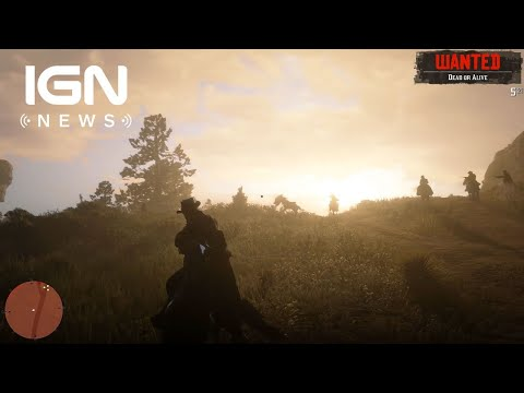 Red Dead Redemption 2 Official Companion App Revealed – IGN News