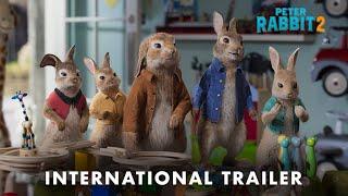 ΠΙΤΕΡ ΡΑΜΠΙΤ: Ο ΛΑΓΟΣ ΤΟ 'ΣΚΑΣΕ (Peter Rabbit 2: The Runaway) - Official Trailer (μεταγλ.)