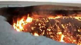 نيزك يضرب روسيا ولحظات اصدامه بالأرض 15 فبراير 2013 م