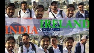 India Vs Ireland | Indian Cricket Team | Vlog #13 | DublinDiaries