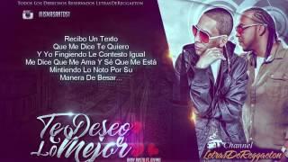 Te Deseo Lo Mejor - Con Letra Baby Rasta Ft  Divino Original Exitos