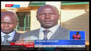 Friday Briefing: Eldoret Chief magistrate Nicodemus Moseti blocks former MP Mark Too's Burial