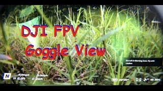 HD DJI FPV
